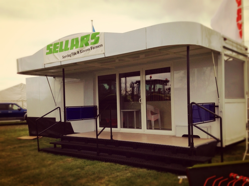Strathmore Exhibition Trailer Hire